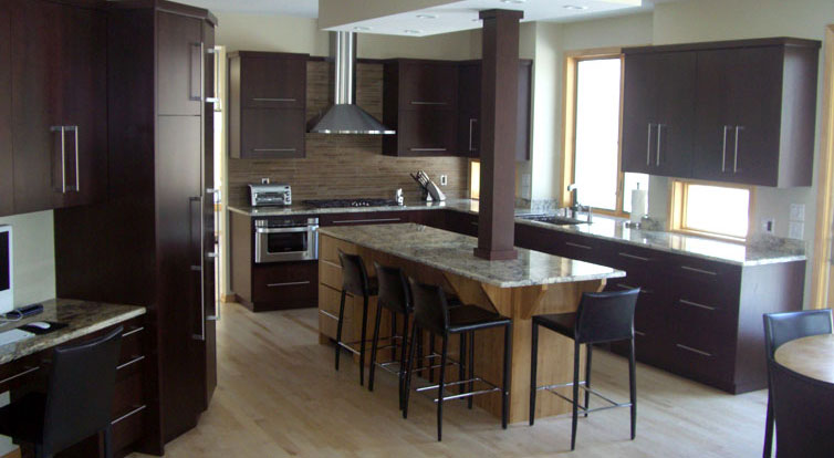 JC Cabinets, LLC Custom Kitchens