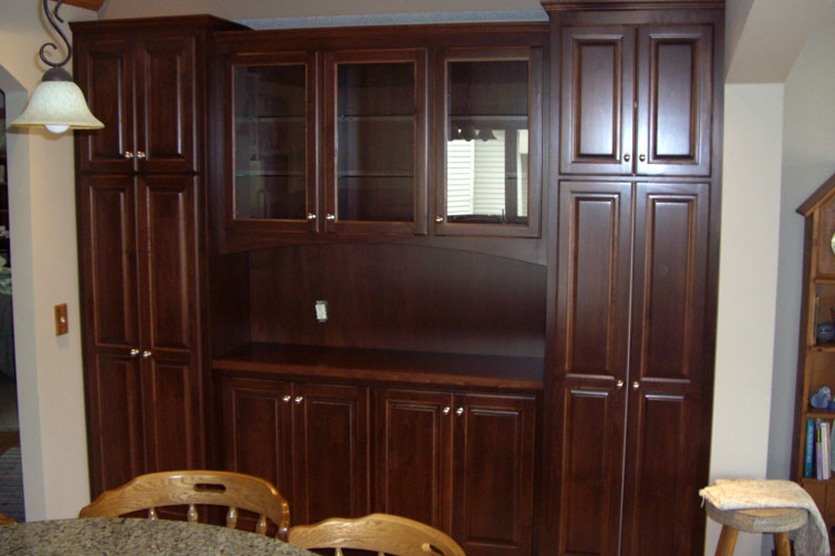 Minnesota cabinet maker custom kitchens jc cabinets llc for Kitchen design 70115