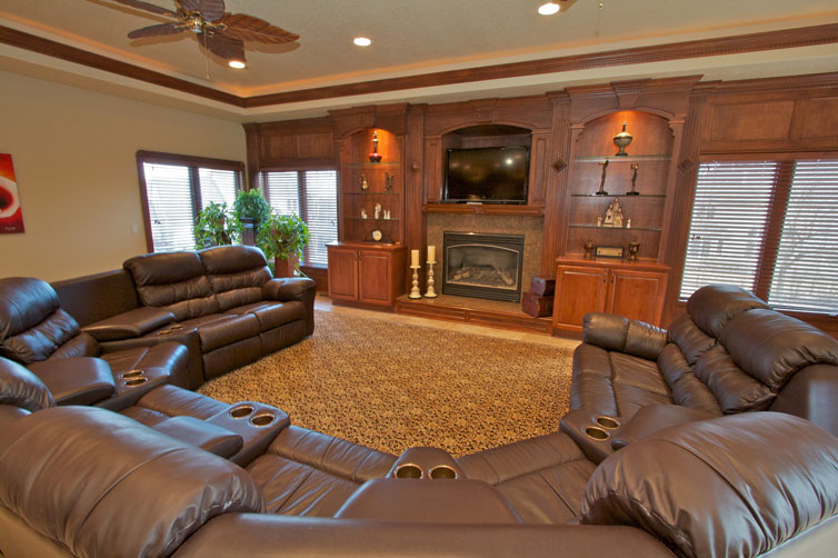 Minnesota Cabinet Maker | Custom Entertainment Centers | JC Cabinets LLC